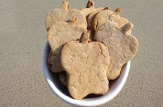 Gluten-Free Apple Cinnamon Dog Treat Recipe - PetGuide