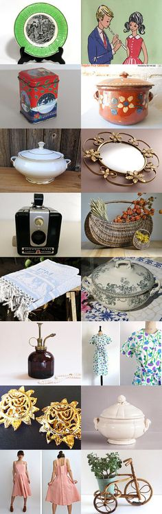 News from the Vintage France Team by Gaël B. on Etsy--Pinned+with+TreasuryPin.com