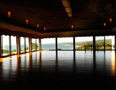 Blue Spirit yoga retreat in Costa Rica - would love to go :)