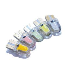 $48.45 (Buy here: https://alitems.com/g/1e8d114494ebda23ff8b16525dc3e8/?i=5&ulp=https%3A%2F%2Fwww.aliexpress.com%2Fitem%2F100pcs-NEW-T10-194-168-W5W-COB-8-SMD-1W-80Lumen-Canbus-Silica-Super-Bright-LED%2F32635500156.html ) 100pcs  NEW T10 194 168 W5W COB 8 SMD 1W 80Lumen Canbus Silica Super Bright LED Turn Side License Plate Light Lamp Bulb DC12V for just $48.45