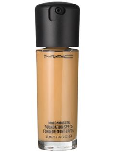 This liquid M.A.C. foundation that adjusts to your skin tone feels creamy but lightweight, has medium coverage, and gives skin a somewhat powdery finish....