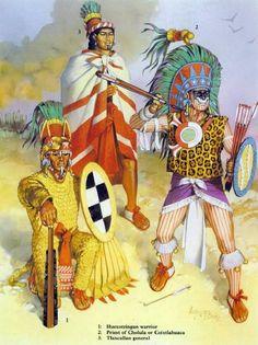 MesoAmerican Warriors