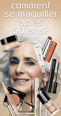 Varnish trend: How to wear makeup after 50 years? do not neglect make-up because you Makeup 101, Makeup Goals, Diy Makeup, Beauty Makeup, Hair Beauty, Beauty Tips For Face, Beauty Secrets, Beauty Hacks, How To Wear Makeup