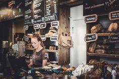 Bakery - Kristiansand, Norway by Chris Zielecki