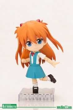 Evangelion: 2.0 You Can (Not) Advance ASUKA LANGLEY SHIKINAMI CU-POCHE