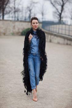 #fashion #style #stylish #love #me #cute #nails #hair #beauty #beautiful #pretty #swag #pink #girl #girls #eyes #design #model #dress #shoes #heels #styles #outfit #purse #jewelry #shopping #glam #kleid #kleidmodel  Denim auf Denim Outfits für Denim Addicts Wie Me0321