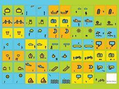 intégral Ruedi Baur Paris Wayfinding Signage, Signage Design, Ui Design, Airport Design, Information Design, Environmental Graphics, Design Graphique, Graphic Design Illustration, Visual Identity