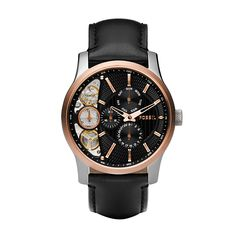 mens-fossil-watches-with-diamonds-mens-watches-sale---world-famous-watches-brands-in-helena. Diamond Watches For Men, Fancy Watches, Vintage Watches For Men, Luxury Watches, Cool Watches, Unique Watches, Trendy Watches, Casual Watches, Movado Mens Watches