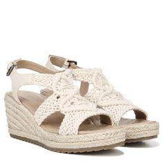 0f53d889e66 SOUL Naturalizer Women s Oasis Espadrille Wedge Sandal