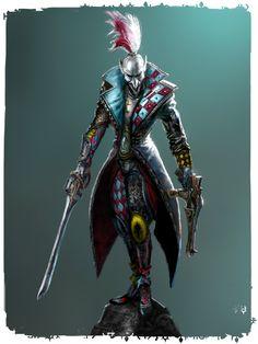 The art of Warhammer Eldar 40k, Warhammer Eldar, Dark Eldar, Warhammer Models, Skyfall, Character Art, Character Design, Warhammer 40k Miniatures, Fantasy Costumes