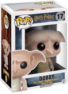 Dobby Vinyl Figure 17 - Funko Pop! van Harry Potter