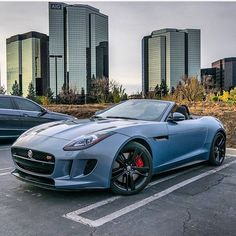 Jaguar F-Type ** thats my kinda toy
