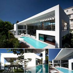 Haifa House by Pitsou Kedem Architects