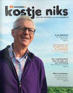 Voor alle vrijwilligers van de Voedselbank. Dit tijdschrift van studenten van Fontys Hogeschool Journalistiek samen met Sint Lucas in Boxtel (vormgeving) wil de communicatie tussen de verschillende voedselbanken in Nederland verbeteren.