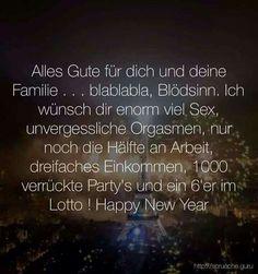 Neue Jahr Sprüche
