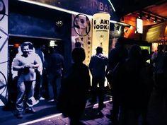 My love Disco Mondscheinbar/Kultfabrik/München