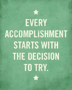 Every accomplishment starts with the decision to try.  Is there a better quote to start a career teaching English overseas? Visit our website to start your journey www.tefl365.com