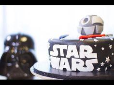 Gâteau Star Wars - Fashion Cooking