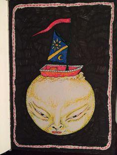 Sea Fairytales. 2015 Painting & Drawing, Fairy Tales, Paintings, Sea, Drawings, Paint, Painting Art, Fairytail, The Ocean