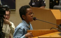 David Williams 11 Year Old Boy Checks Dallas City Council Members Breaking News For Black America Dallas City City Council African American History