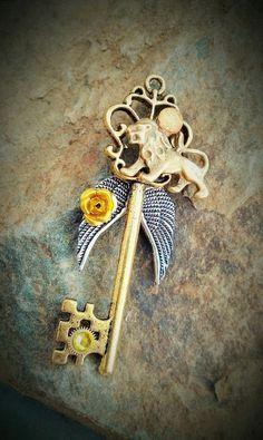 fantacy art keys | Order of the King Fantasy Key by Starl33na on deviantART