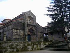 Mosteiro do Salvador de Paço de Sousa - Penafiel http://www.myownportugal.com/portugal-florido/rota-romanico/