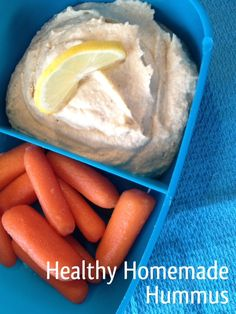 healthy hummus recipe. Cody's addicted to hummous and eats it by the cupful. This looks good!