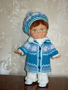 """Спешите! Показ верхней (и не только) одежды """"Весна-Осень 2013 г."""" для кукол Galoob — Baby Face (часть 2) / Одежда и обувь для кукол - своими руками и не только / Бэйбики. Куклы фото. Одежда для кукол"""