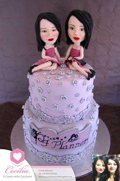 planner cake