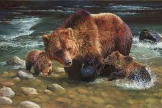 By Rosemary Millette, Bears 1954