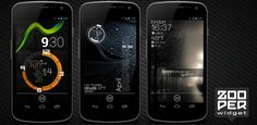 Zooper Widget Pro v2.34 - Frenzy ANDROID - games and aplications