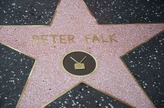 Just one more thing: 'Columbo' star Falk's final honor