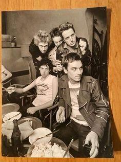 The Clash in Scandinavia Rock N, Punk Rock, Rock And Roll, Topper Headon, The Future Is Unwritten, Paul Simonon, Clash On, Mick Jones, British Punk