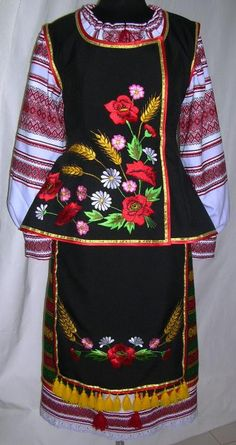 Beautiful Ukrainian Costumes.  This site is a must-see.  I purchased 2 embroidered womens' blouses at the Presidents Hotel, Kyiv, in Oct/12.  Paid approx. $100. Canadian each.  The skill & time required to create them is enormous.  Saw something similar on this site for approx. $25. Canadian.  They are made and shipped directly from Ukraine.  I would hope the artist would get a higher percentage of the price, this way, with hopefully alot less middlemen!