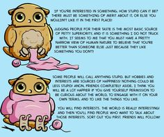 Such a wise owl :-) Be YOU! You are enough. #life #recovery #IAmEnough