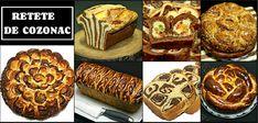 Cozonac pufos , cele mai bune retete de cozonac pufos  www.adygio.com No Cook Desserts, Nutella, Muffin, Food And Drink, Mai, Make It Yourself, Cooking, Breakfast, Youtube