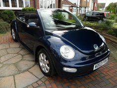 Volkswagen Beetle Cabriolet for Sale £4,200 - London