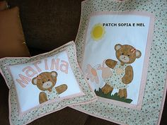 Conjunto Nenê | por PATCH E CIA - Sofia e Mel