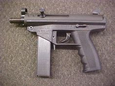 Tec-9 SMGLoading that magazine is a pain! Get your Magazine speedloader today! http://www.amazon.com/shops/raeind