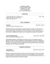 caregiver professional resume templates care assistant