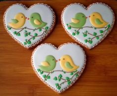 Bird Cookie