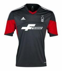 Nottingham Forest adidas Away Shirt 2013/14