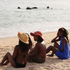 Togo | Women at the beach