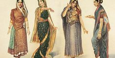 There are more than 80 recorded ways to wear a sari.