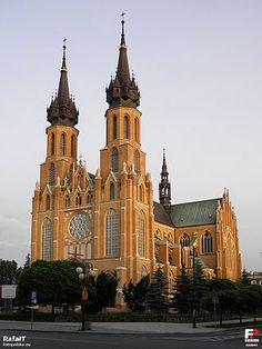 Radom - Katedra Opieki NMP7 - Radom – Wikipedia, wolna encyklopedia