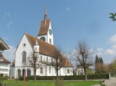 Kirche St. Vitus in Merenschwand