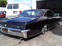 DicE Magazine: For Sale: 1965 Buick Riviera.