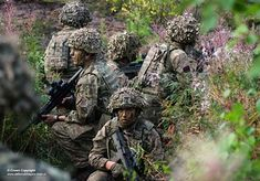 British troops exercise in Estonia as part of the NATO's eFP (Enhanced Forward Presence) Uk Arms, D Company, British Army, Special Forces, Armed Forces, Troops, The Unit, Exercise, World