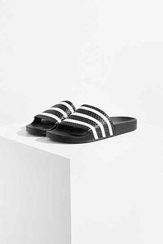 ad37746ef034d5 adidas Originals Adilette Pool Slide Womens Sandal - Urban Outfitters Adidas  Slides
