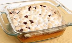 In this episode of Laura in the Kitchen Laura Vitale shows you how to make Sweet Potato Casserole!